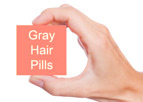 gray hair pills