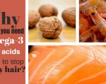 omega 3 fatty acids for gray hair
