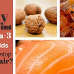 Why You Need Omega 3 Fatty Acids To Avoid Gray Hair?