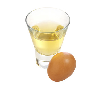 egg oil for hair